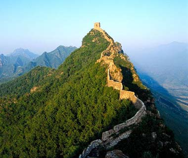 China views-wall-great-wall